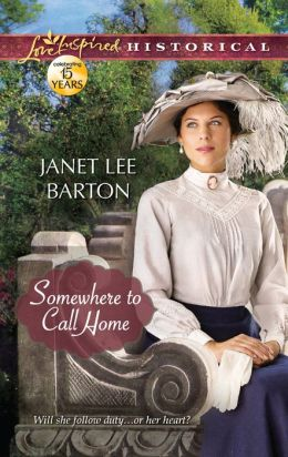 Somewhere to Call Home (Love Inspired Historical Series)