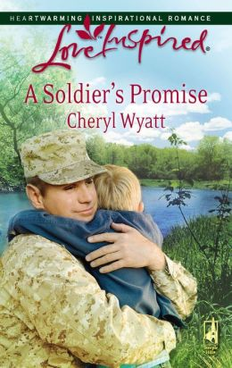 A Soldier's Promise (Love Inspired Series)
