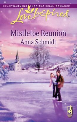 Mistletoe Reunion (Love Inspired Series)