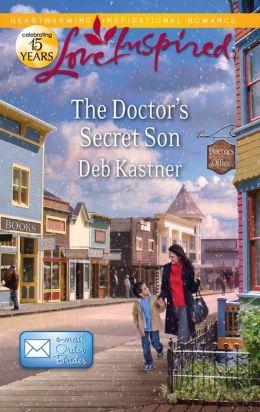 The Doctor's Secret Son (Love Inspired Series)