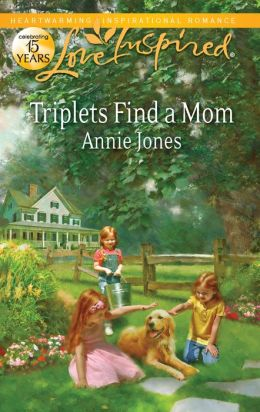 Triplets Find a Mom (Love Inspired Series)