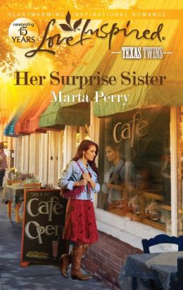 Her Surprise Sister (Love Inspired Series)