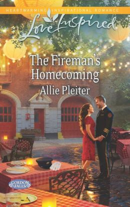 The Fireman's Homecoming (Love Inspired Series)