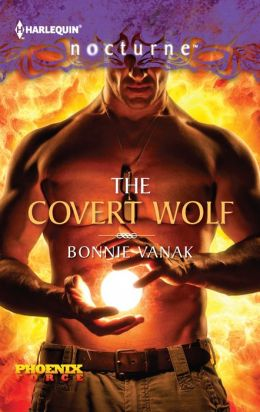 The Covert Wolf (Harlequin Nocturne Series #141)