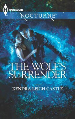 The Wolf's Surrender (Harlequin Nocturne Series #156)