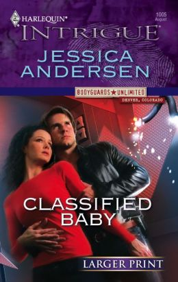 Classified Baby (Harlequin Intrigue #1005)
