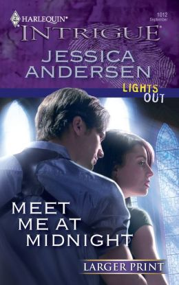 Meet Me at Midnight (Harlequin Intrigue #1012)