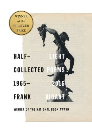 Book Half-light: Collected Poems 1965-2016