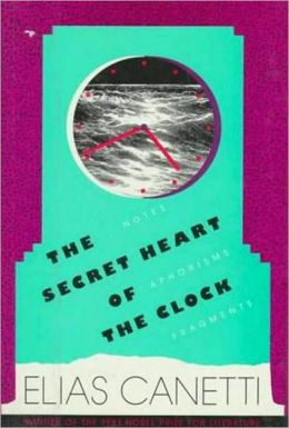The Secret Heart of the Clock; Notes, Aphorisms, Fragments, 1973-1985