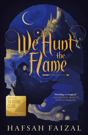 Book We Hunt the Flame