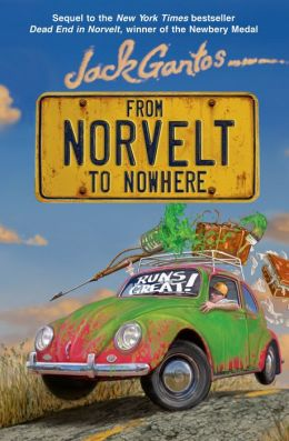From Norvelt to Nowhere (Norvelt Series #2)