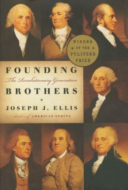 Joseph ellis founding brothers thesis