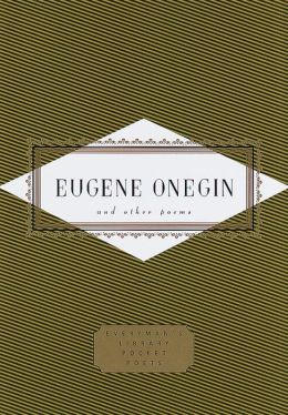 Eugene Onegin: And Other Poems with Bookmark
