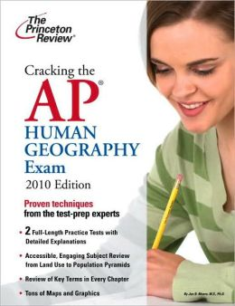 Human Geography Exam 2010
