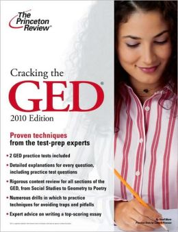 Cracking the GED 2010