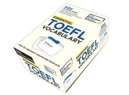 Essential TOEFL Vocabulary