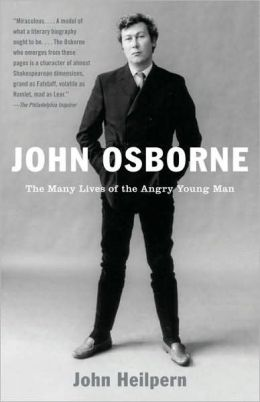 John Osborne: The Many Lives of the Angry Young Man