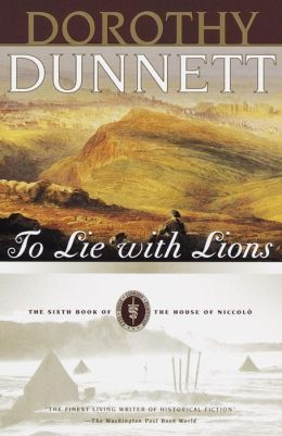 To Lie with Lions (House of Niccolò Series #6)