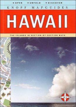 Knopf Mapguide( Knopf Mapguide Series): Hawaii