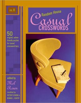 Random House Casual Crosswords, Volume 8