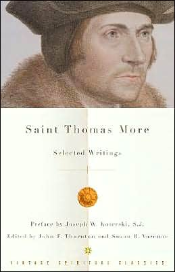 Saint Thomas More: Selected Writings