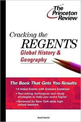 Cracking the Regents Global History and Geography Exam 2000