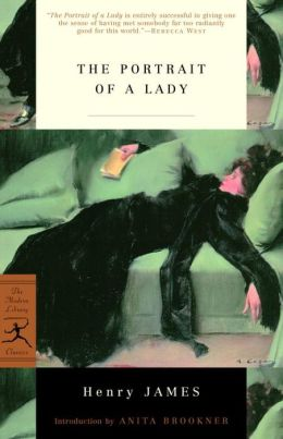 The Portrait of a Lady (Modern Library Series)