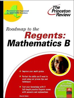 Roadmap to the Regents Math B Exam