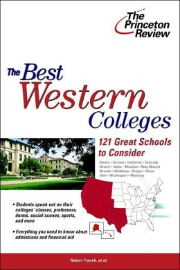 Best 129 Western Colleges
