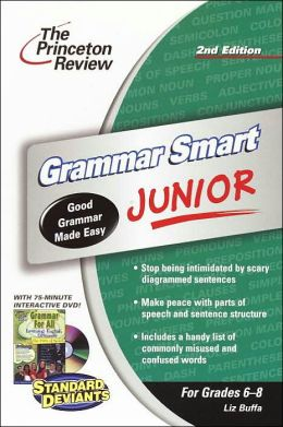 Grammar Smart Junior with DVD