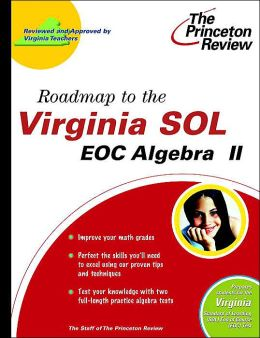 Roadmap to the Virginia SOL: EOC Algebra II