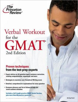 Verbal Workout for the GMAT, 2nd Edition