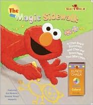 The Magic Sidewalk: Chalk Board Story Book