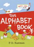 Book Cover Image. Title: The Alphabet Book, Author: P. D. Eastman