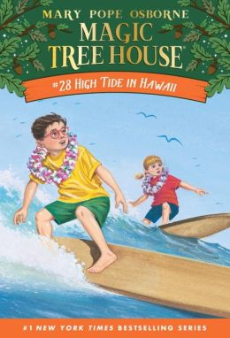 High Tide in Hawaii (Magic Tree House Series #28)