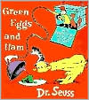 Green Eggs and Ham: With Fabulous Flaps and Peel-Off Stickers