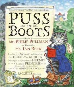 Puss in Boots: The Adventures of That Most Enterprising Feline