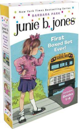 Junie B. Jones's First Boxed Set Ever! (Junie B. Jones Series)
