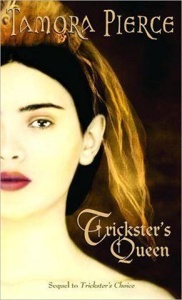Trickster's Queen (Trickster Series #2)
