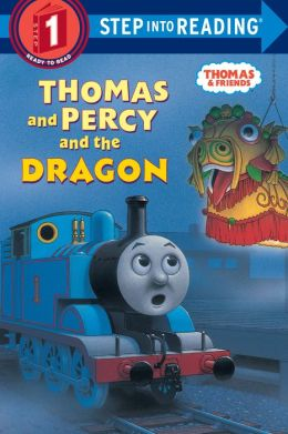 Thomas and Percy and the Dragon (Step into Reading Book Series: A Step 1 Book)