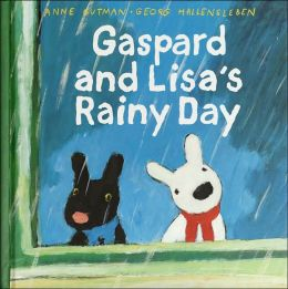 Gaspard and Lisa's Rainy Day(The Misadventures of Gaspard and Lisa Series)