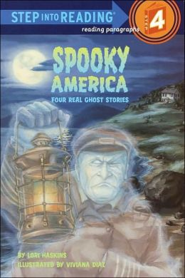 Spooky America:(Step into Reading Series) Four Real Ghost Stories