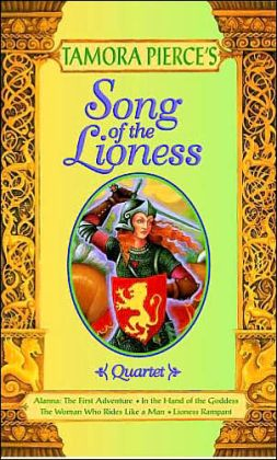 Song of the Lioness Quartet: Boxed Set