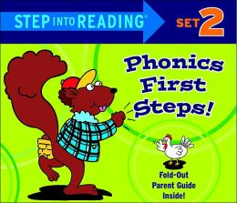 Step into Reading Phonics First Steps, Set 2