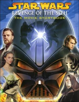 Revenge of the Sith Movie Storybook