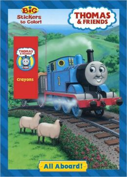 All Aboard! (Thomas & Friends Series)