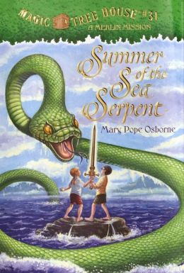 Summer of the Sea Serpent (Magic Tree House Series #31)