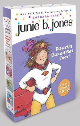Junie B. Jones's Fourth Boxed Set Ever! (Junie B. Jones Series)