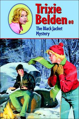 The Black Jacket Mystery (Trixie Belden Series #8)
