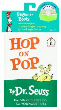Hop on Pop: Book & CD